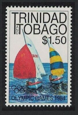 Trinidad and Tobago Olympic Games Los Angeles 1v $1.50 SG#658