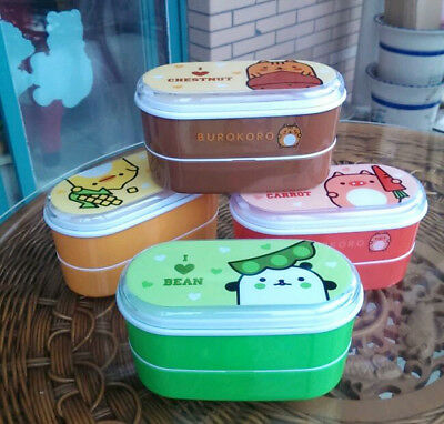 Cartoon Kunststoff Bento Box 600 ml