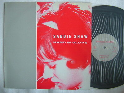 The Smiths Sandie Shaw Hand In Glove / Uk 12""