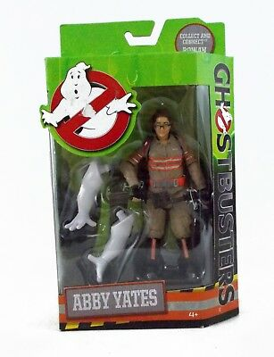"""Mattel Ghostbusters 2016 Abby Yates 6"""" Action Figure Toy New In Box"""