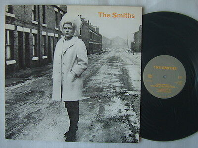 The Smiths Heaven Knows I'm Miserable Now / Uk Rtt 156 / A2/b1
