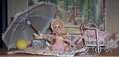 VINTAGE Madame Alexander Doll LOT Little Genius Baby Doll lot of 9 ..