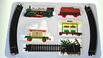 Put   A Christmas Toy Train  Engine Round Your Xmas Tree Great Present