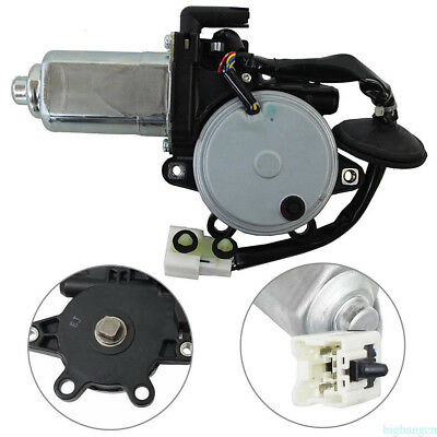 Power Window Motor Driver Side Left LH for Infiniti G35 Coupe Nissan 350Z