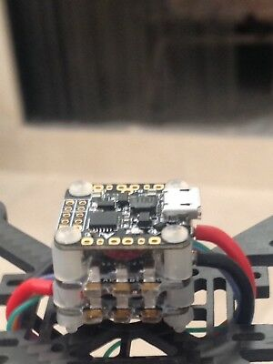 Mini F4 Flytower Flight Controller 2-in-1 10a 4 in 1 ESC Supports Dshot BEC