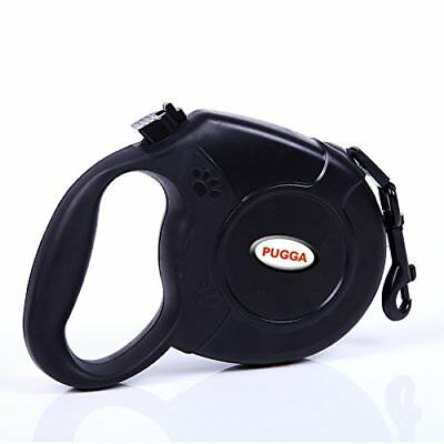 16ft Durable Retractable Traction Rope Pet Dog Walking Lead Leash Heavy Duty