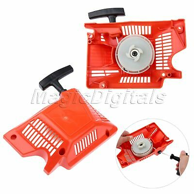 1pc Recoil Starter Assembly for Chinese Chainsaw 45cc 52cc 58cc 4500 5200 5800