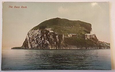 Postcard - North Berwick, The Bass Rock (P170246)