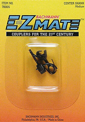 NEW Bachmann E-Z Mate Coupler Center Shank Med (12) HO 78005