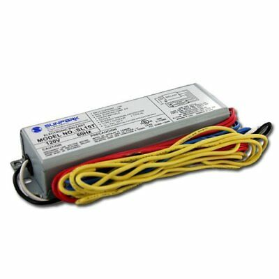 Sunpark SL15T Electronic Ballast for Multiple CFL and Linear Fluorescent Lamps