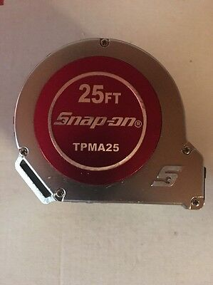 New Snap On 25' Tape Measure. New In Box