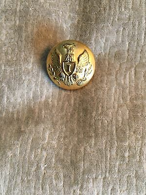 Indian Wars Army I Infantry Officer 7/8 Uniform Button