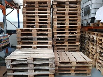 TIMBER (Euro) PALLETS