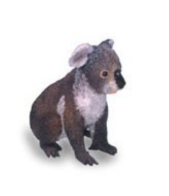 Science and Nature 75481 Small Koala Bear - Animals of Australia Realistic Toy