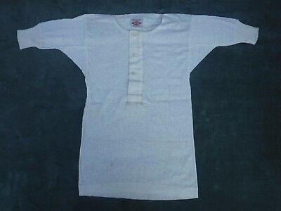 Vintage Boys Superior Best Quality Cotton Shirt Sleep Shirt Short Sleeve