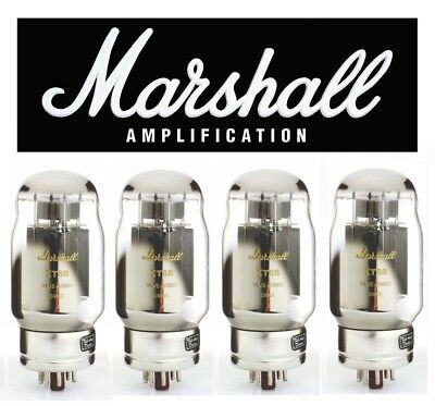 Marshall KT88  Gold-Label Matched Quad