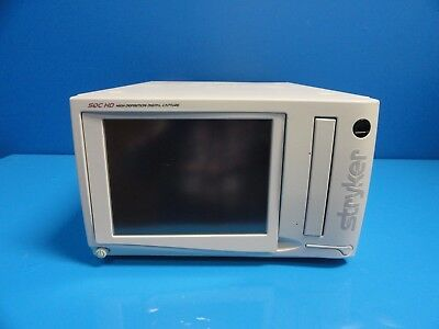Stryker 240-050-888 Sdc Hd High Definition Digital Capture Sys. Parts Only~13642