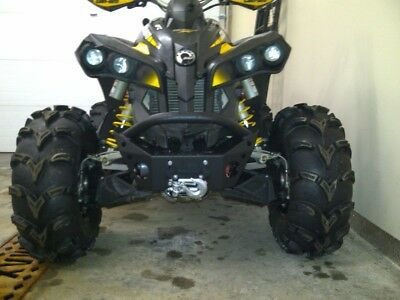 Winch Bumper For Can Am Renegade 2007-2011