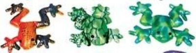 Colorful Glitter Sand Animal, 1-pc Frog
