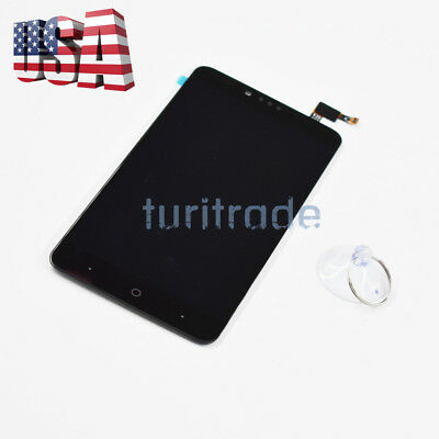 NEW LCD Display Touch Screen Digitizer Replacement For ZTE Zmax Pro Z981 US