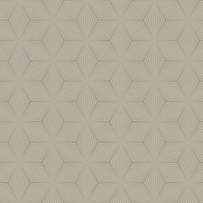 Geometric Star Wallpaper Rolls Gold / Taupe - Holden Decor 12619 Metallic