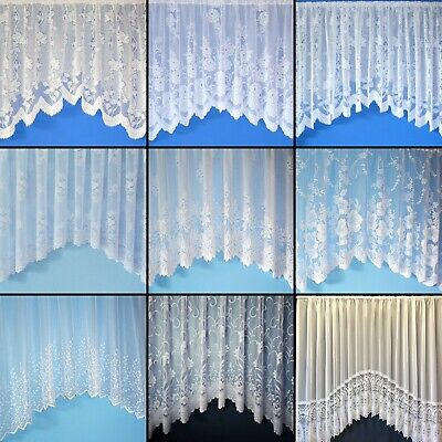 Quality Lace Jardiniere Net Curtains At Low Prices Living Room, Bedroom, Kitchen