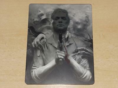 The Evil Within 2 Limited Edition Steelbook Case Only G2 (NO GAME)