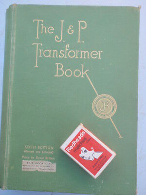 J & P transformer  illustrated book  800 pages