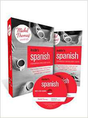 Insider's Spanish: Intermediate Conversation Course (Learn Spanish with the Mich
