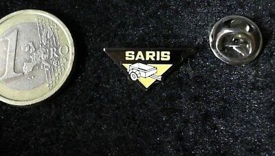 Saris Anhänger Trailer Pin Badge
