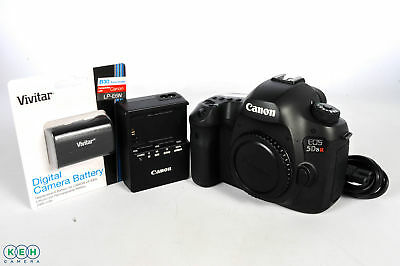 Canon EOS 5DSR Digital SLR Camera Body {50 M/P}