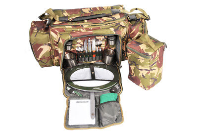 Prestige DPM Camo Barrow Front Food Bag NEW Fishing Barrow Luggage