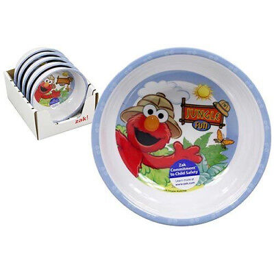 Sesame Elmo Kids/Baby Food Bowl
