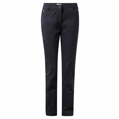 Women's Craghoppers Kiwi Pro Stretch Trousers, Main Colour Navy