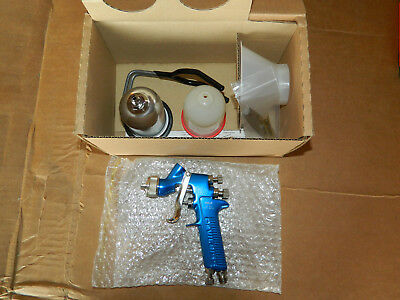 New Old Stock Devilbiss Sri-625G Hvlp Gravity Feed Spot Repair Spray Gun
