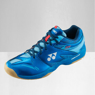 Yonex Power Cushion SHB 55 Mens Indoor Badminton Court Shoes - Blue