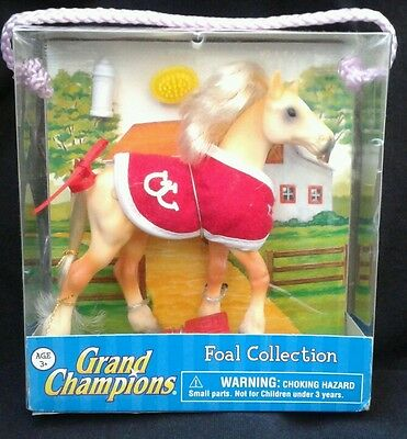 Grand Champions Foal Collection  JUTLAND~Mint in Package from Empire Toys