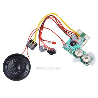 10secs 10s Sound Voice Audio Recordable Recorder Module Chip for Card HOT