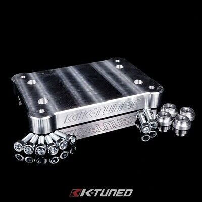 K-Tuned Billet Shifter Base Plate Civic Integra w/ K20 K24 K-Series Swap