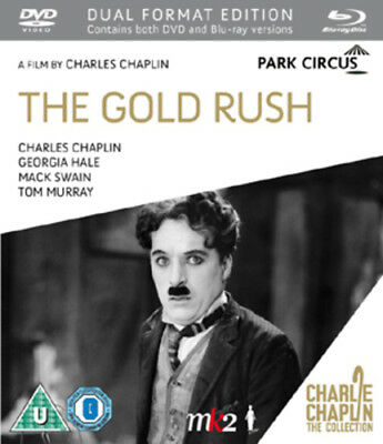 Charlie Chaplin: The Gold Rush Blu-ray (2010) Charlie Chaplin