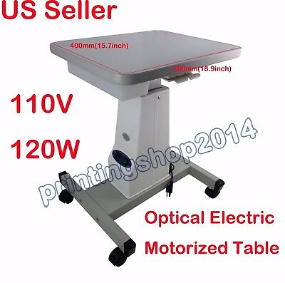 110V Heavy Duty Optical Electric Motorized Table size 400x480mm