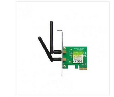 Wireless N PCI Express Adapter TP-LINK TL-WN881ND 300Mbps Atheros 2T2R 2.4GHz