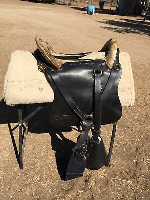 Remake McClellan Style Millitary Officer's Saddle