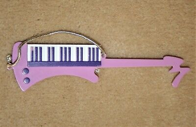 Jem and the Holograms Kimber Doll Toy Keytar Purple Guitar Hasbro 80s BIN Lo Spg