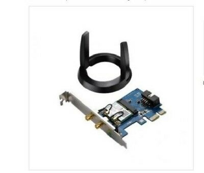 Wireless PCIE & Bluetooth 4.0 Adapter Asus PCE-AC55BT BLE WIDI 802.11x 2.4/5GHz