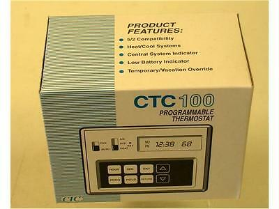 LOT OF 48 *NEW* PROGRAMMABLE THERMOSTATS (That's only $3.00 each!!)