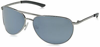 New Men's Smith Optics Serpico Slim Sunglasses SILVER/PLATINUM