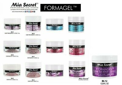 Mia Secret Formagel Builder UV Gel -PICK ANY FROM 7 COLORS FROM 2 SIZES