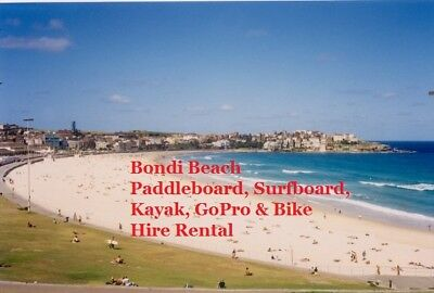 Bondi Beach Business for Sale ( Rental hire kayaks , surfboards , paddle boards