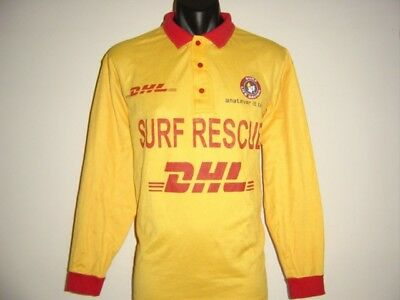 Sydney Surf Rescue Australia Beach Lifesaver Dhl Brand New Shirt Jersey Medium